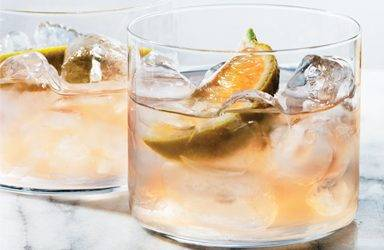 Army and Navy, Cannabis-Infused Gin Cocktail