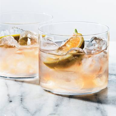 Army & Navy cannabis-infused gin cocktail