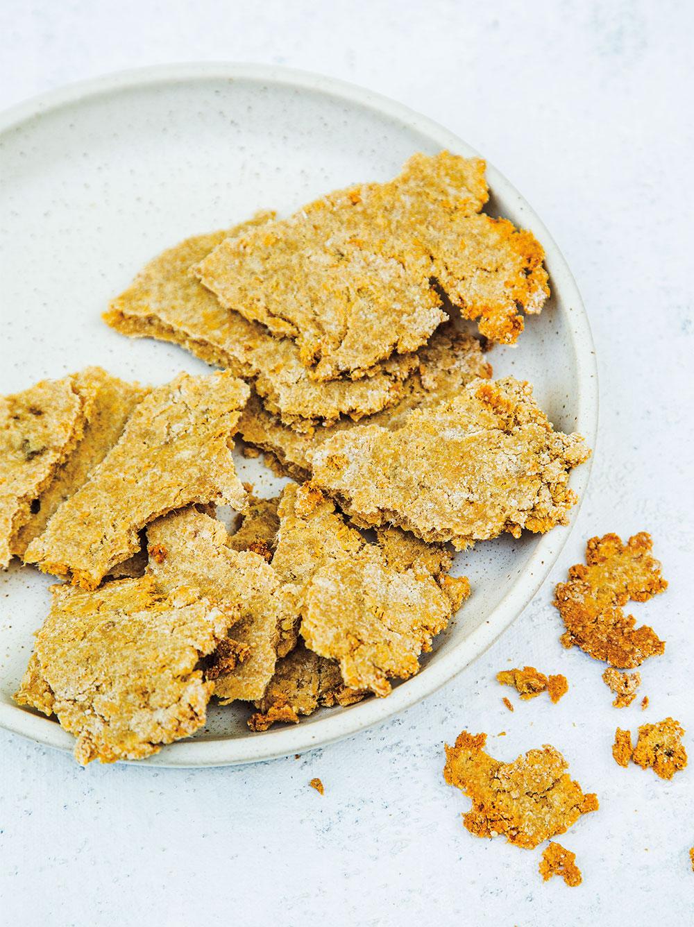 CBD infused Salmon Snacks with Catnip