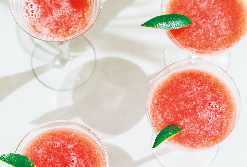 CBD Watermelon Mocktail