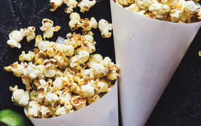 Habanero-Lime Popcorn