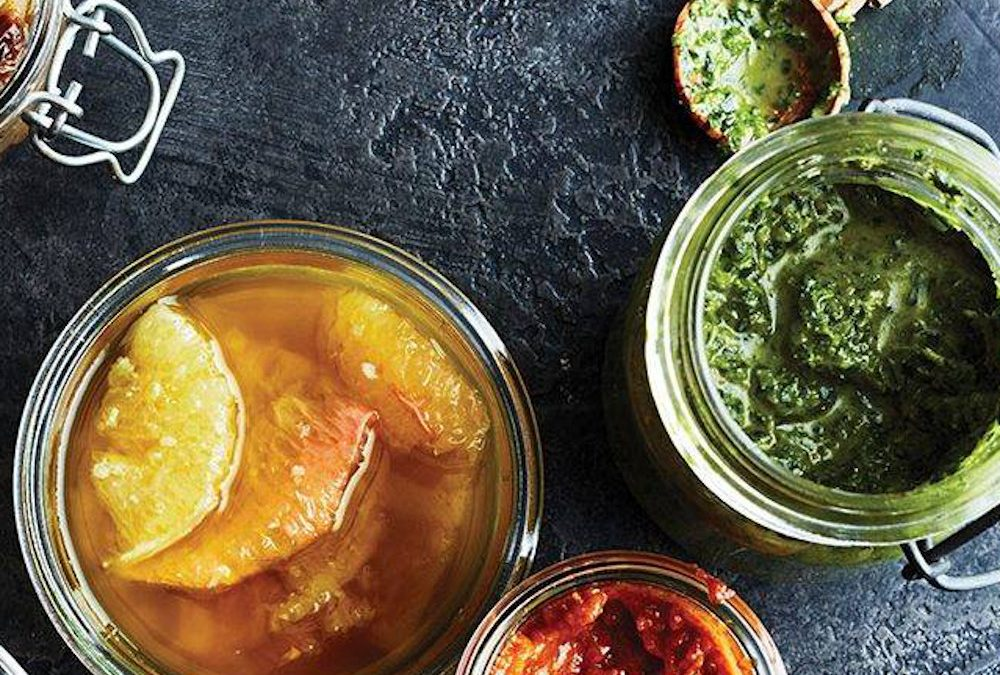 Cannabis Infused Condiments