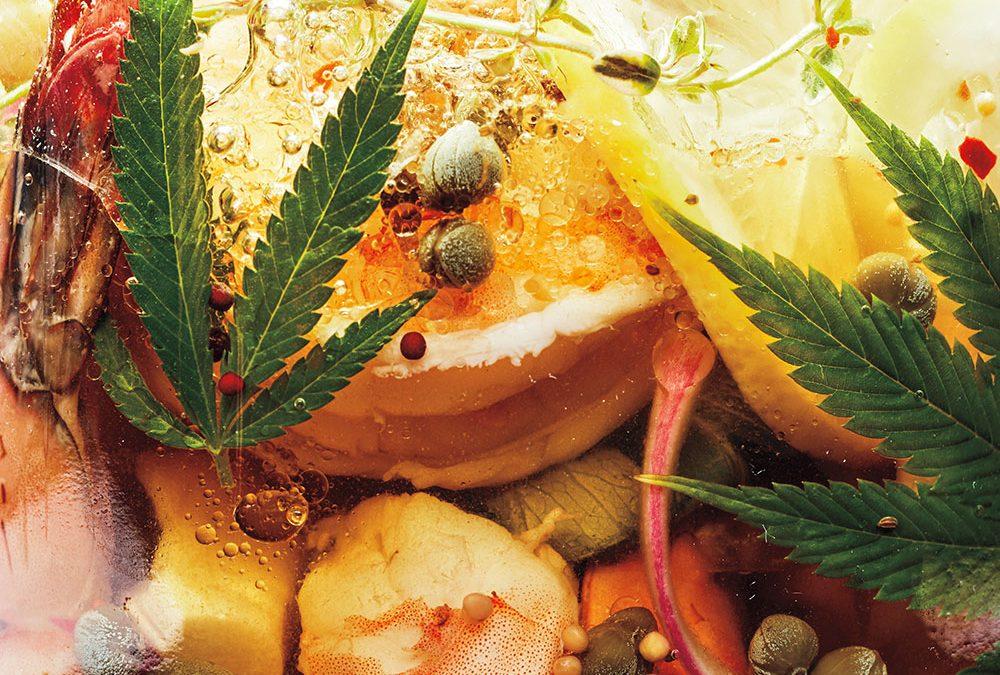 Mason Jar Pickled Shrimp