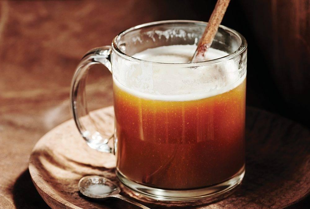 Cannabutter Rum Cider