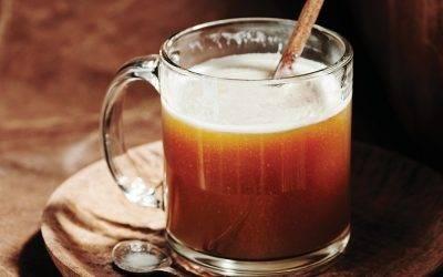 Hot Cannabutter Rum Cider