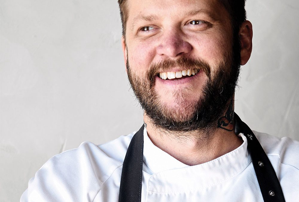 Chef Andrew Manning