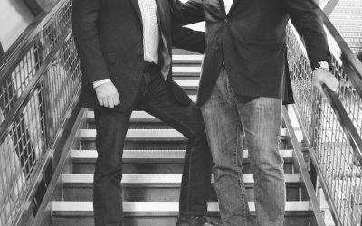TrippKeber and Chuck Smith