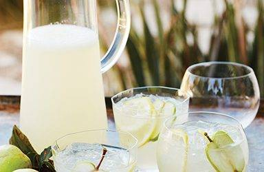 Infused Apple Punch