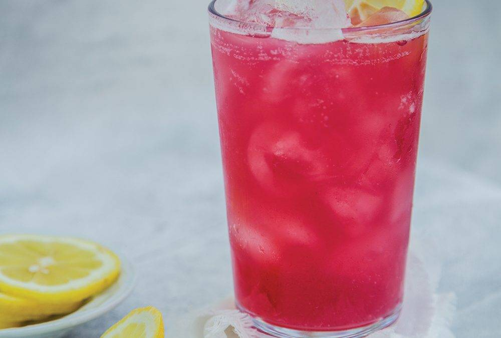 Recipe: Black Currant Arnold Palmer