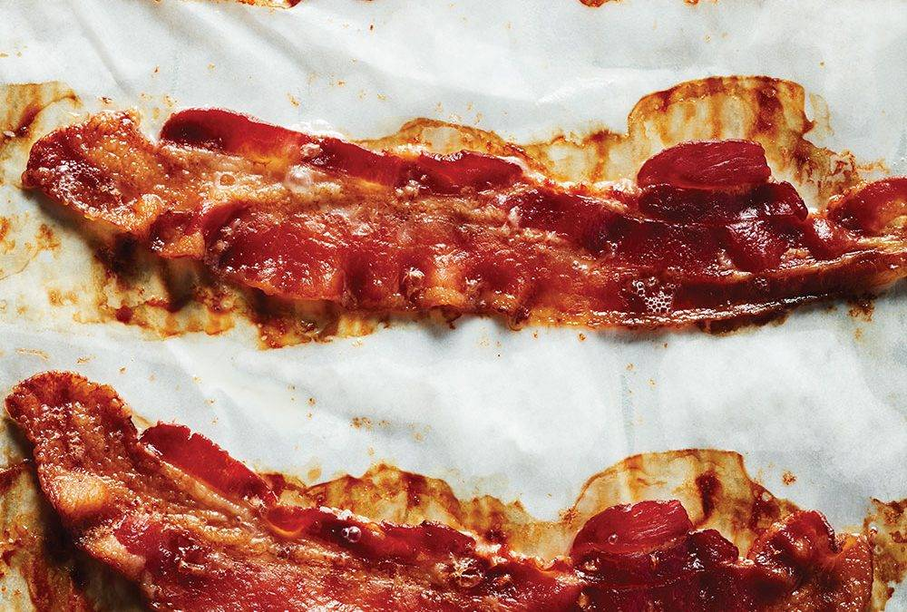 Recipe : Infused Bacon Fat