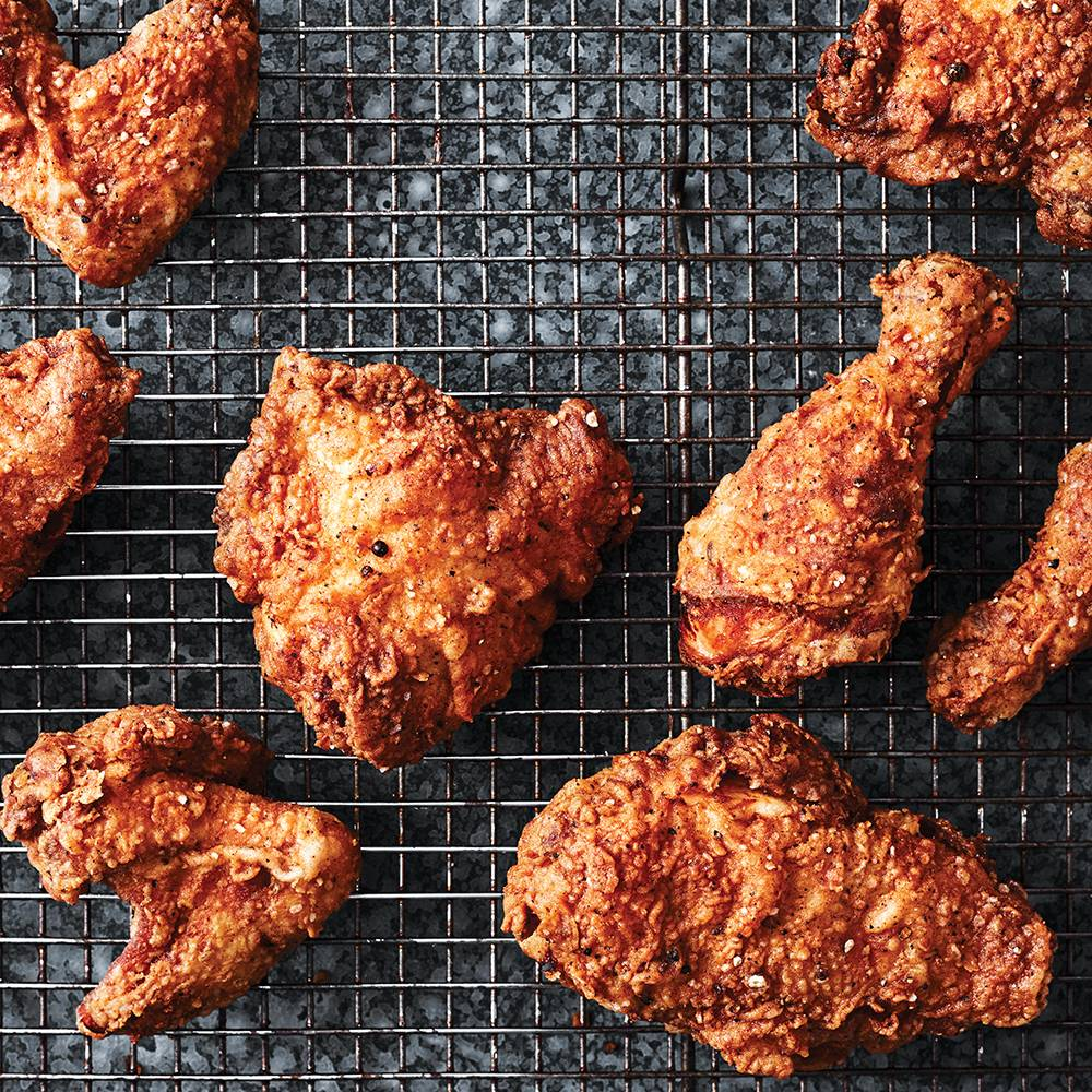 Infused Buttermilk Fried Chicken