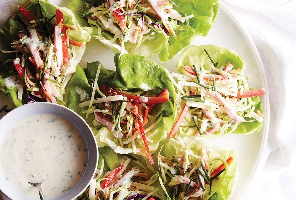 Infused Ham Salad