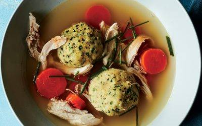 Recipe : Cannabis Infused Matzo Ball Soup