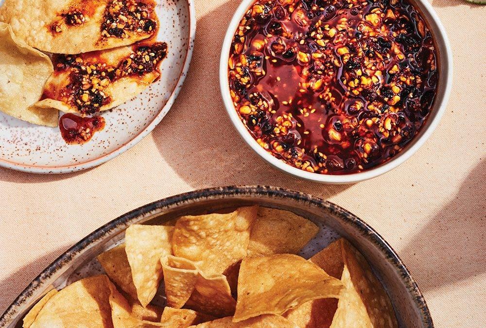 Recipe: Salsa Macha