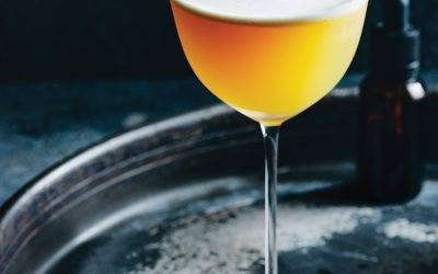 Recipe : Infused Tangie Sour