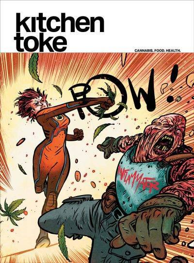 Kitchen Toke magazine subscription
