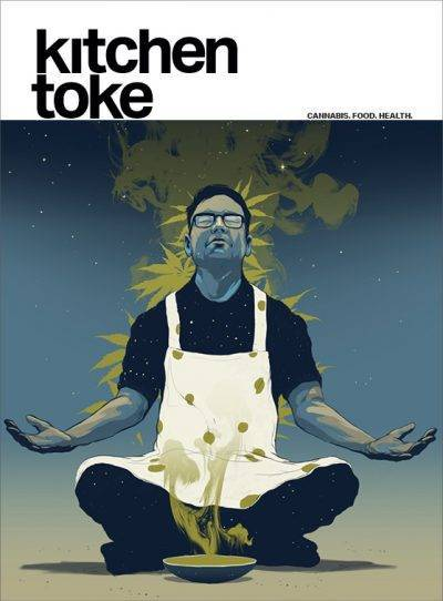 Kitchen Toke Magazine Volume 3 issue 4