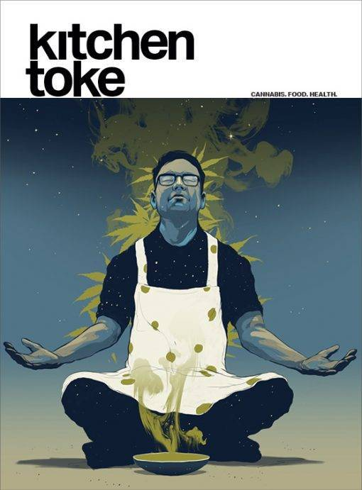Current issue of Kitchen Toke