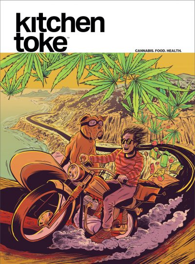 Kitchen Toke Magazine Volume 4 Issue 2