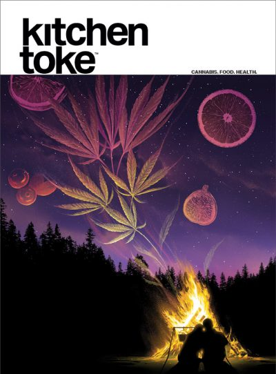 Kitchen Toke Magazine Volume 4 Issue 4