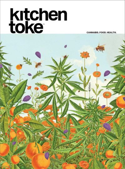 Kitchen Toke Magazine Volume 5 Issue 1