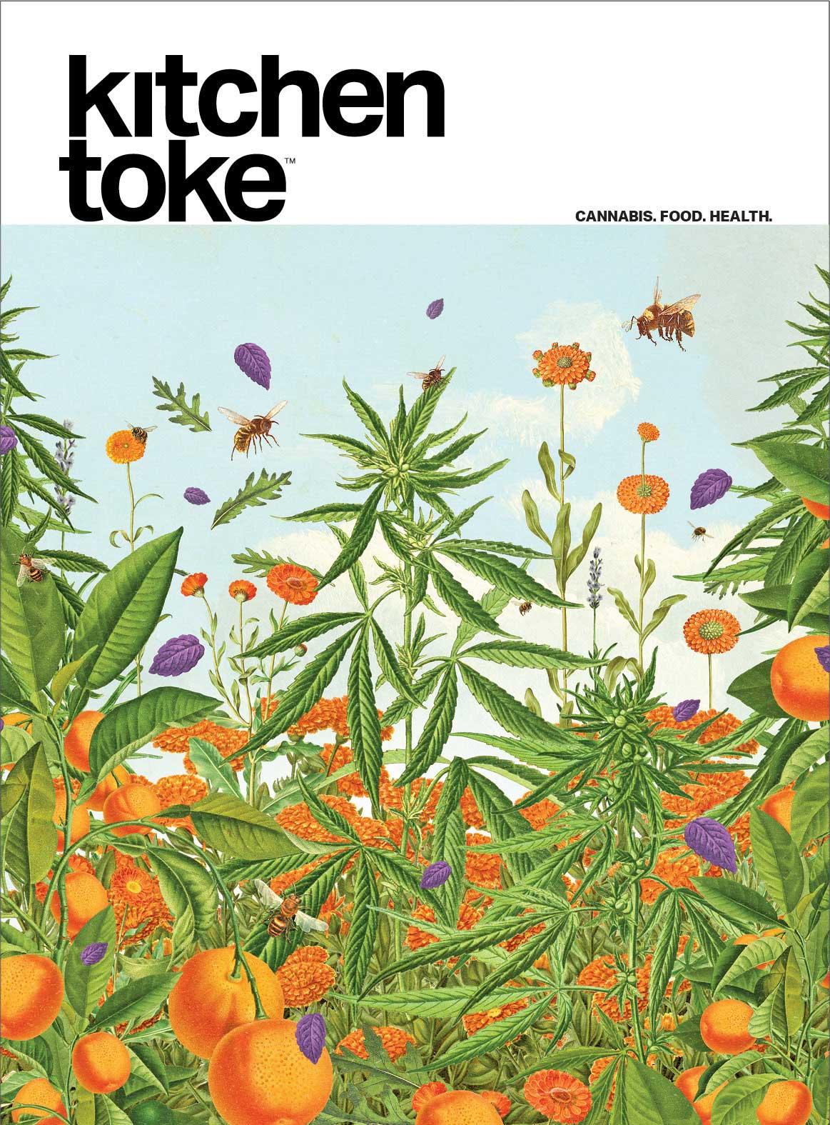 Kitchen Toke Magazine Volume 5 Issue 1