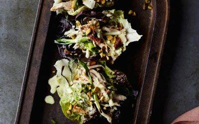 Infused Lettuce Cups