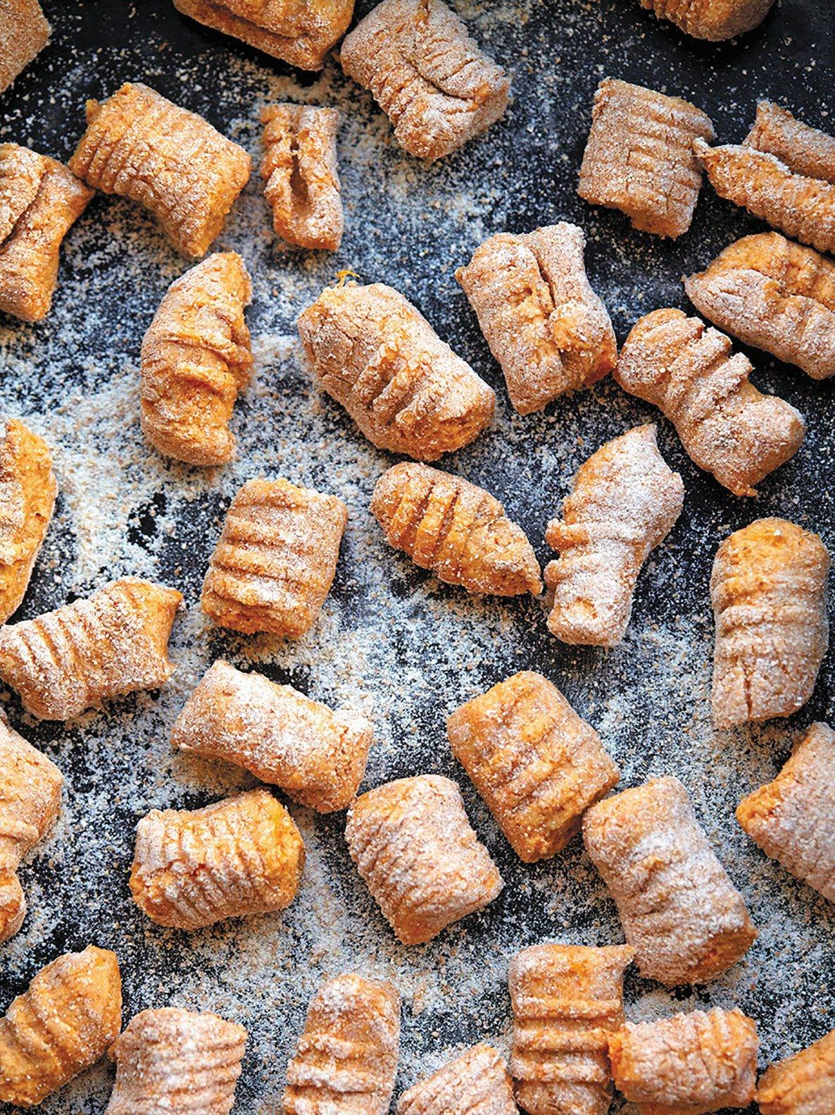 Recipe: Cannabis Infused Sweet Potato Gnocchi