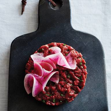 Recipe: Super Fancy Venison Tartare