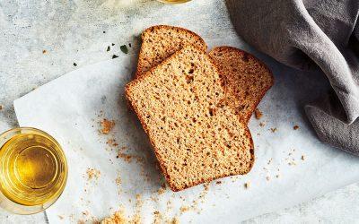 Single-Rise Herbed Spelt Bread