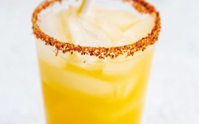 The Oaxcanna Michelada