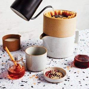 Coffee with Kitchen Toke Hemp Honey
