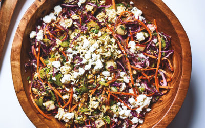 Autumn Ramen Pasta Salad