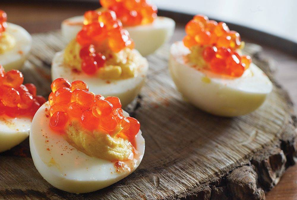 Recipe: Cannabis Infused Deviled Eggs