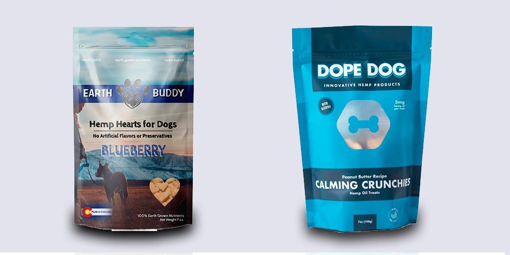 Pet CBD treats