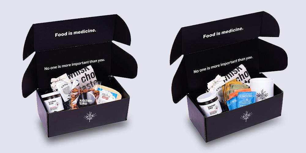 Kitchen Toke Gift Boxes