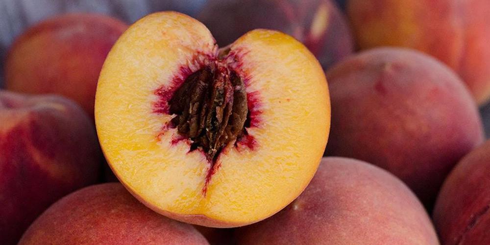 Red. Cal Peaches