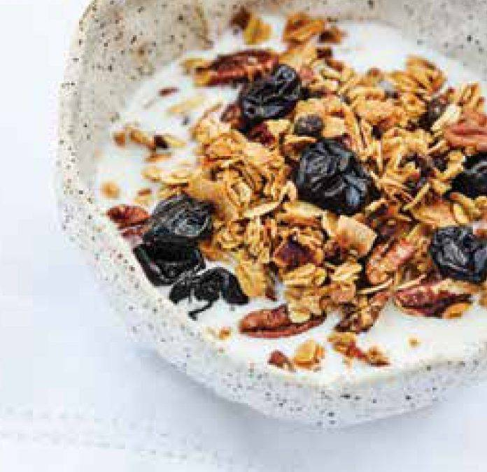 Recipe: Get-Going Granola