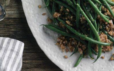 Infused Green Beans