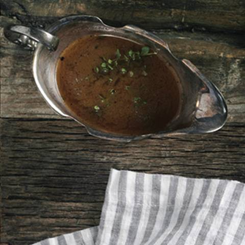 Cannabis Infused Gravy