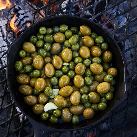 Infused Olives
