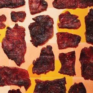 Root beer habenero jerky