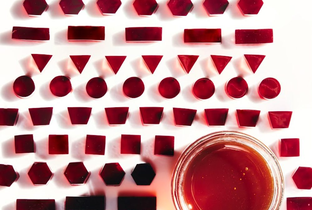 Kitchen Toke CBD Honey Gummies