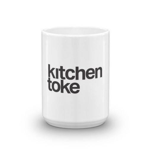 Kitchen Toke coffee mug
