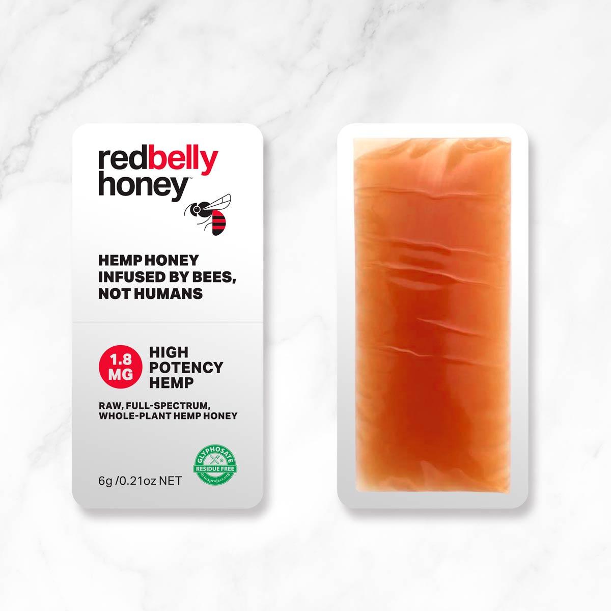 Red Belly Honey Snap Packs