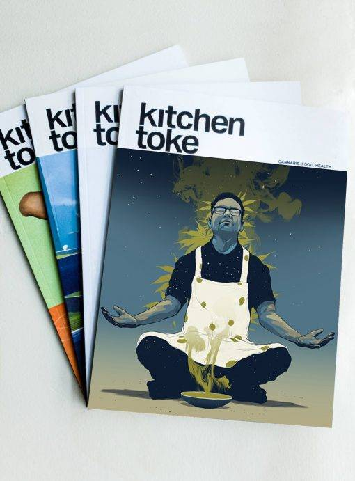 Subscribe to Kitchen Toke today