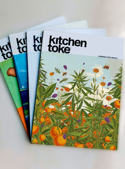 Subscribe to Kitchen Toke Magazine