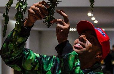 Cannabis Dinner Event: Roc Nation and Vic Mensa by Kitchen Toke