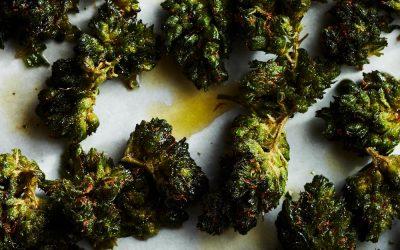 Viet-Spiced Marijuana Pickle